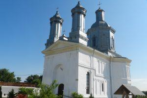 Biserica Sf. Mihail si Gavril, Negoiești, Șoldanu