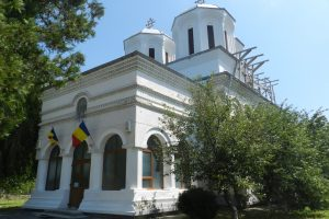 Biserica Înălțarea Domnului – Eroilor, Oltenița