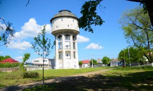 The Art Museum – The Water Tower, Oltenița