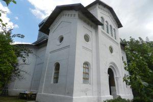 Biserica Sfântul Nicolae, Spanțov