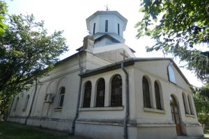 Saint Parascheva Church, Stancea