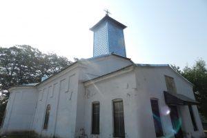 Църквата Свети Николай, Амъръщи де Жос