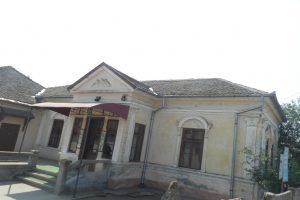 Casa Memorială Amza Pellea, Băilești