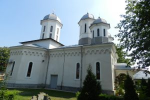 The Saint Nicholas Church, Băileşti