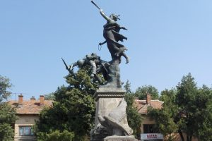 The Monument of Heroes, Băileşti