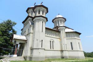 Biserica Sfântul Ioan Gura de Aur, Cerăt