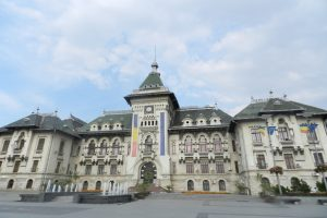 The Administrative Palace, Craiova