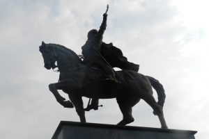 The Statue of Michael the Brave, Craiova