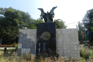 Statuie Nicolae Romanescu, Craiova