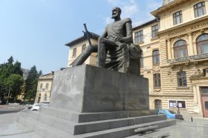 The Statue of Carol I, Craiova