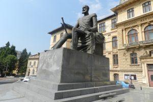 Statuie Carol I, Craiova