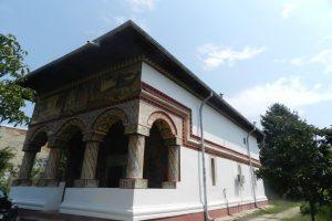 Църквата Свети Никола Бръндуша, Крайова
