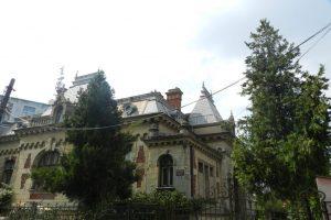 Къщата на Вернеску, Крайова