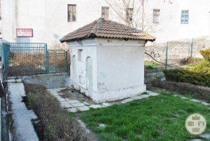 Purcarului Fountain, Craiova
