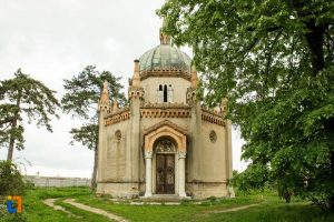 The Mausoleum of the Filișanu Family, Filiași
