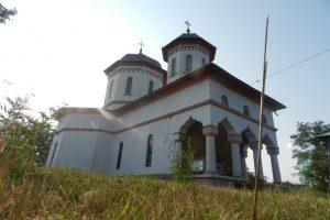 Biserica Sfântul Dimitrie, Leu