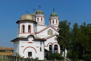 """Църквата """"Константин и Елена"""", Моцъцей"""