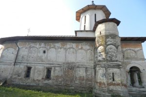 Манастир Чернещ, Чернещ