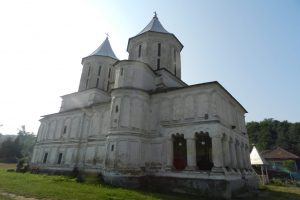 Saint Nicholas Church, Cerneți