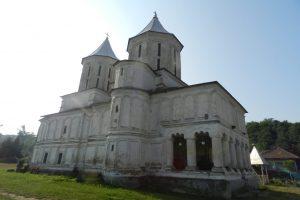 Biserica Sfântul Nicolae, Cerneți