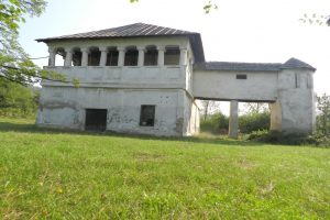 Tudor Vladimirescu's Fortress, Cerneți