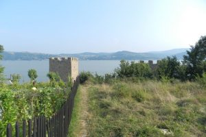 Cetatea Tricule, 4 km de Sviniţa
