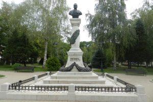 Bustul lui Decebal, Drobeta Turnu Severin