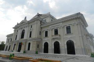 Палатът Теодор Костеску, Дробета Турну Северин
