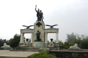Паметник на Героите, Дробета Турну Северин
