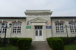 The Elementary School for Boys, Drobeta Turnu Severin