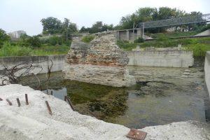 Piciorul Pod Traian, Drobeta Turnu Severin