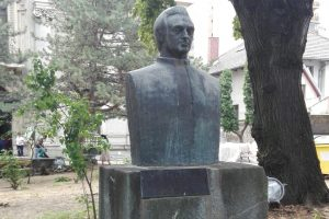 Bust Gheorghe Anghel, Drobeta-Turnu Severin