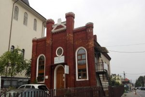 The Severin Synagogue, Drobeta Turnu Severin
