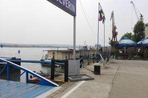 Portul Severin, Drobeta-Turnu Severin
