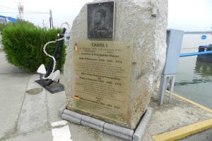 Monument Carol I, Drobeta-Turnu Severin