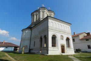 Mănăstirea Gura Motrului, Gura Motrului