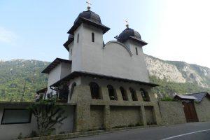 Mănăstirea Mraconia, Cazanele Dunării