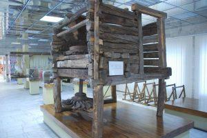Muzeul Porțile de Fier, Porțile de Fier