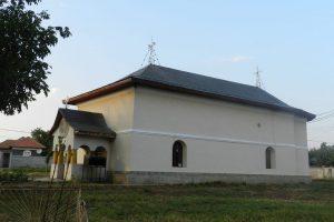 """Църквата """"Свети Николае"""", Обършия де Къмп"""