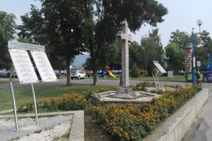 The Monument of the Heroes, Orșova