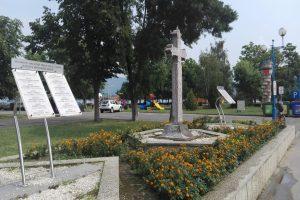 Monumentul Eroilor, Orșova