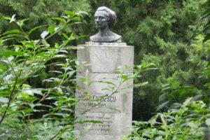 The Bust of Mihai Eminescu, Drobeta Turnu Severin