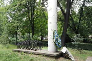 Паметникът на Жертвите от Комунизма, Дробета Турну Северин