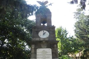 Monumentul Eroilor, Strehaia