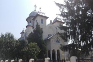 The Saint Parascheva Church, Strehaia