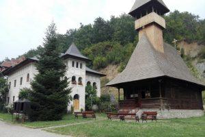 The Vodița Monastery, Vodița