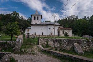 Mănăstirea Baia de Aramă, Baia de Aramă