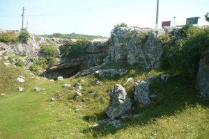 Пещерата Поноареле, Поноареле