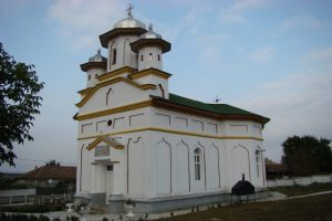 "Biserica ""Sfântul Nicolae"", Pătulele"