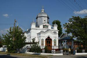 Biserica Adormirea Maicii Domnului, Alexandria